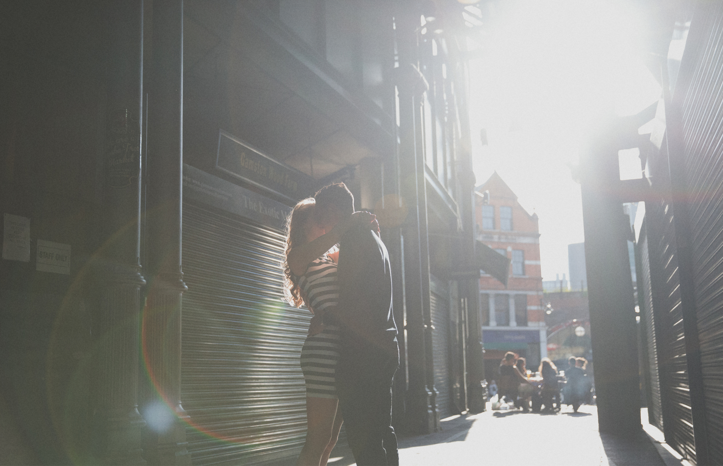 Marina Nieto Photography Artistic Engagement Couple London 12